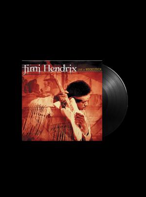 Jimi Hendrix: Live At Woodstock 3LP