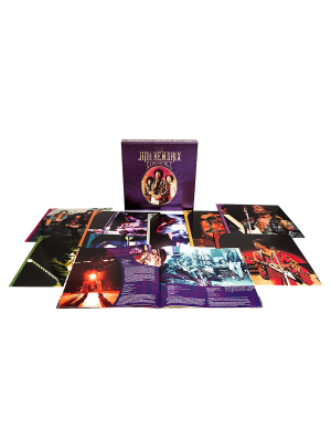 The Jimi Hendrix Experience (8-LP Vinyl Box Set)