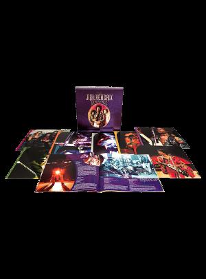 The Jimi Hendrix Experience (8LP Vinyl Box Set)