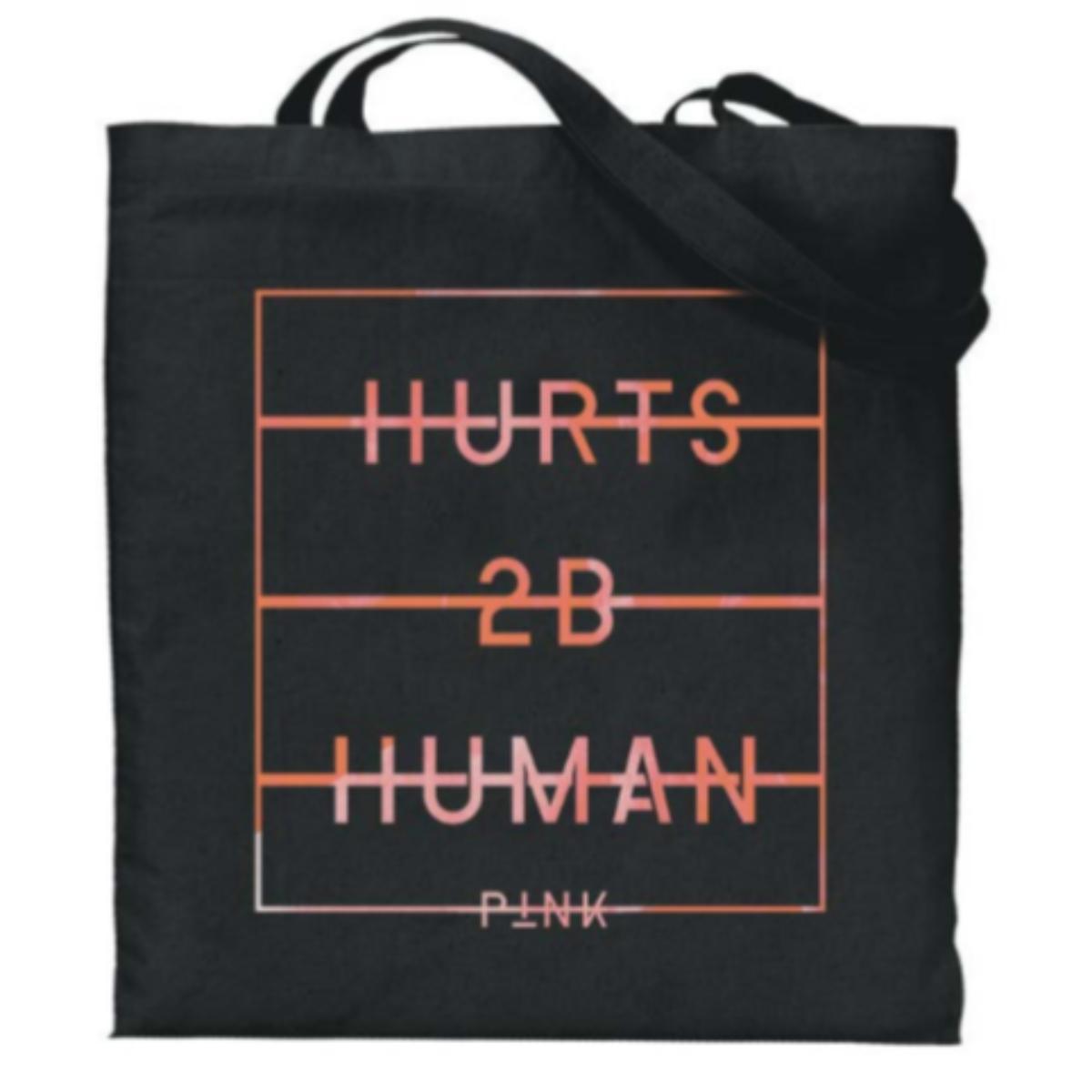 Hurts 2B Human Tote