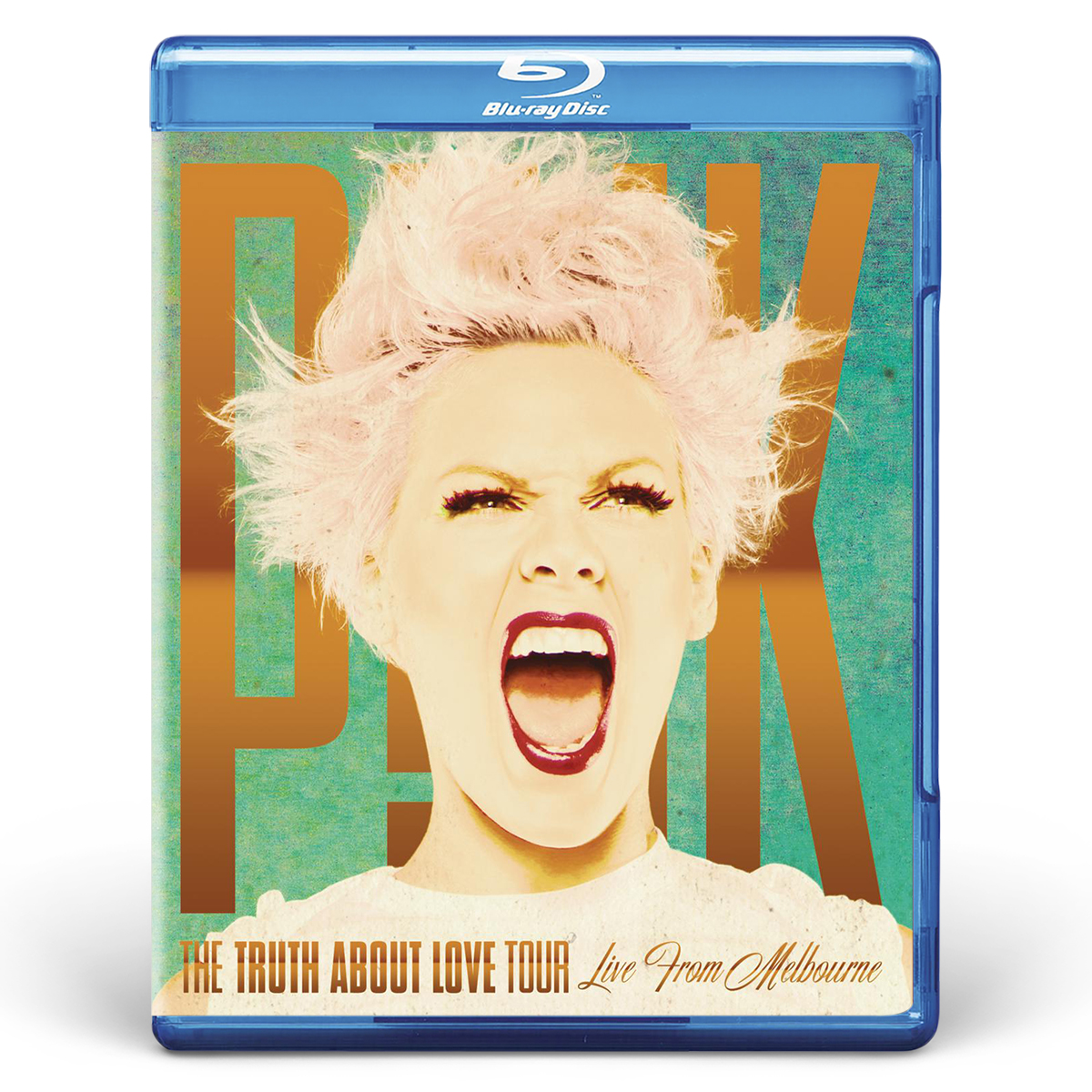 The Truth About Love Tour: Live From Melbourne Blu-Ray [Explicit]