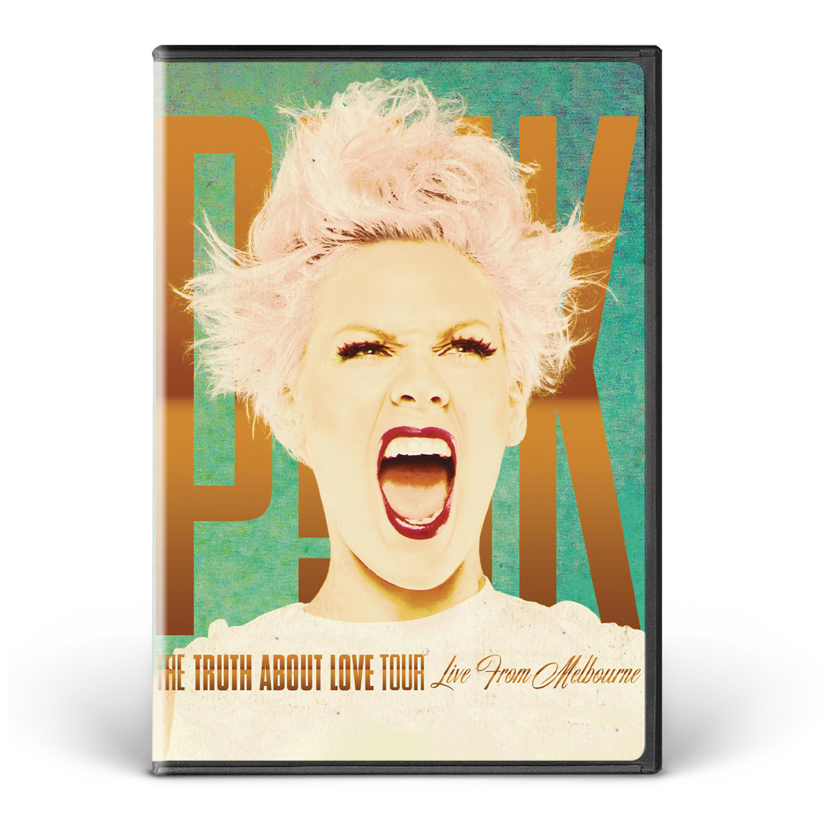 The Truth About Love Tour: Live from Melbourne DVD [Explicit]