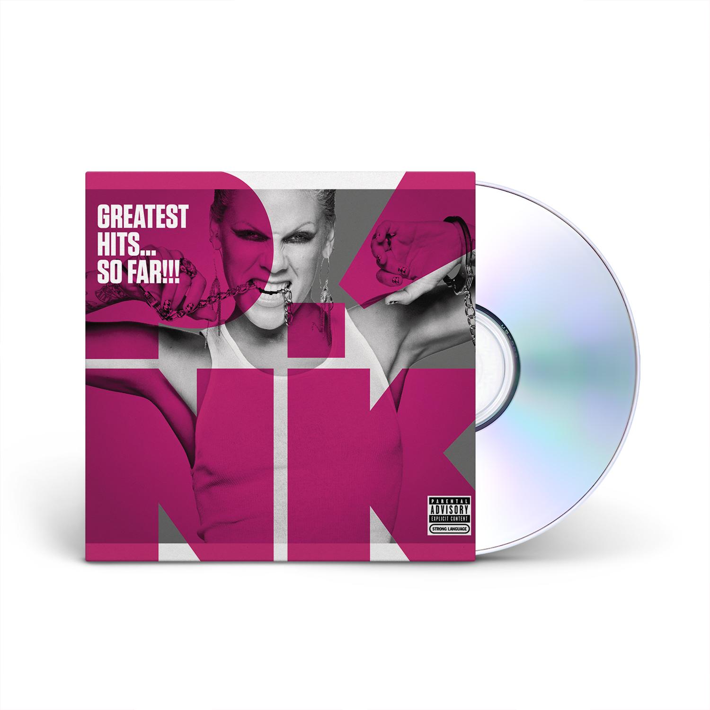 Greatest Hits... So Far!!! CD [Explicit]