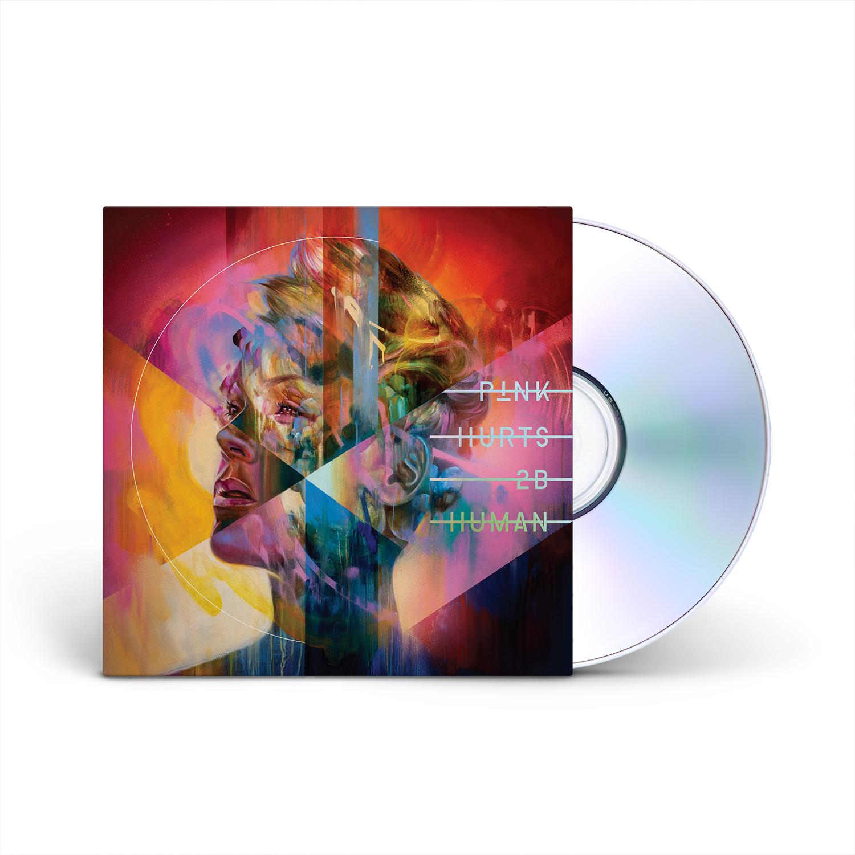Hurts 2B Human CD [Clean]