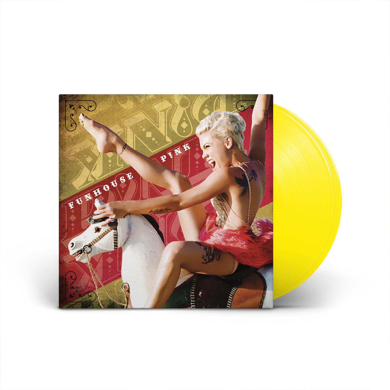 Funhouse 2 LP Yellow Vinyl