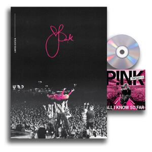 All I Know So Far Limited Edition Zine Set
