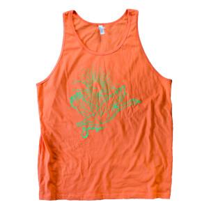 Sun Dale Tank-top - Orange
