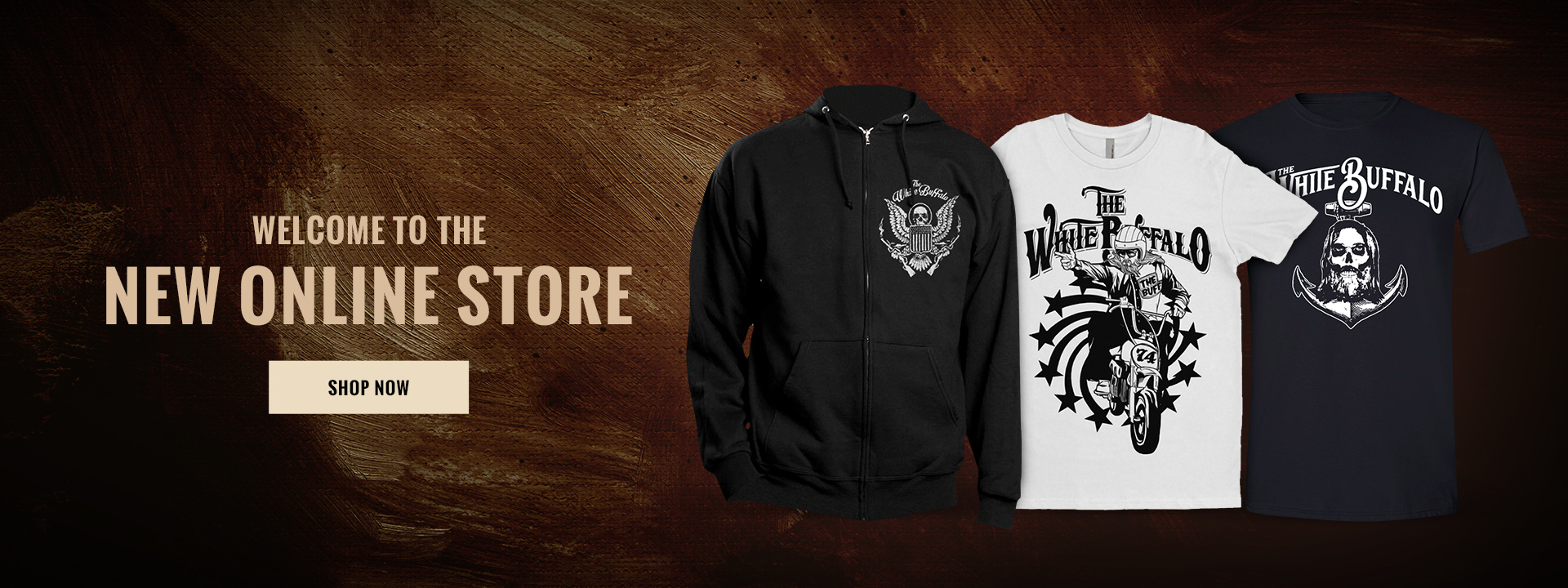 Welcome To The New Online Store
