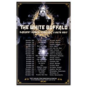 Darkest Darks Signed Tour Poster