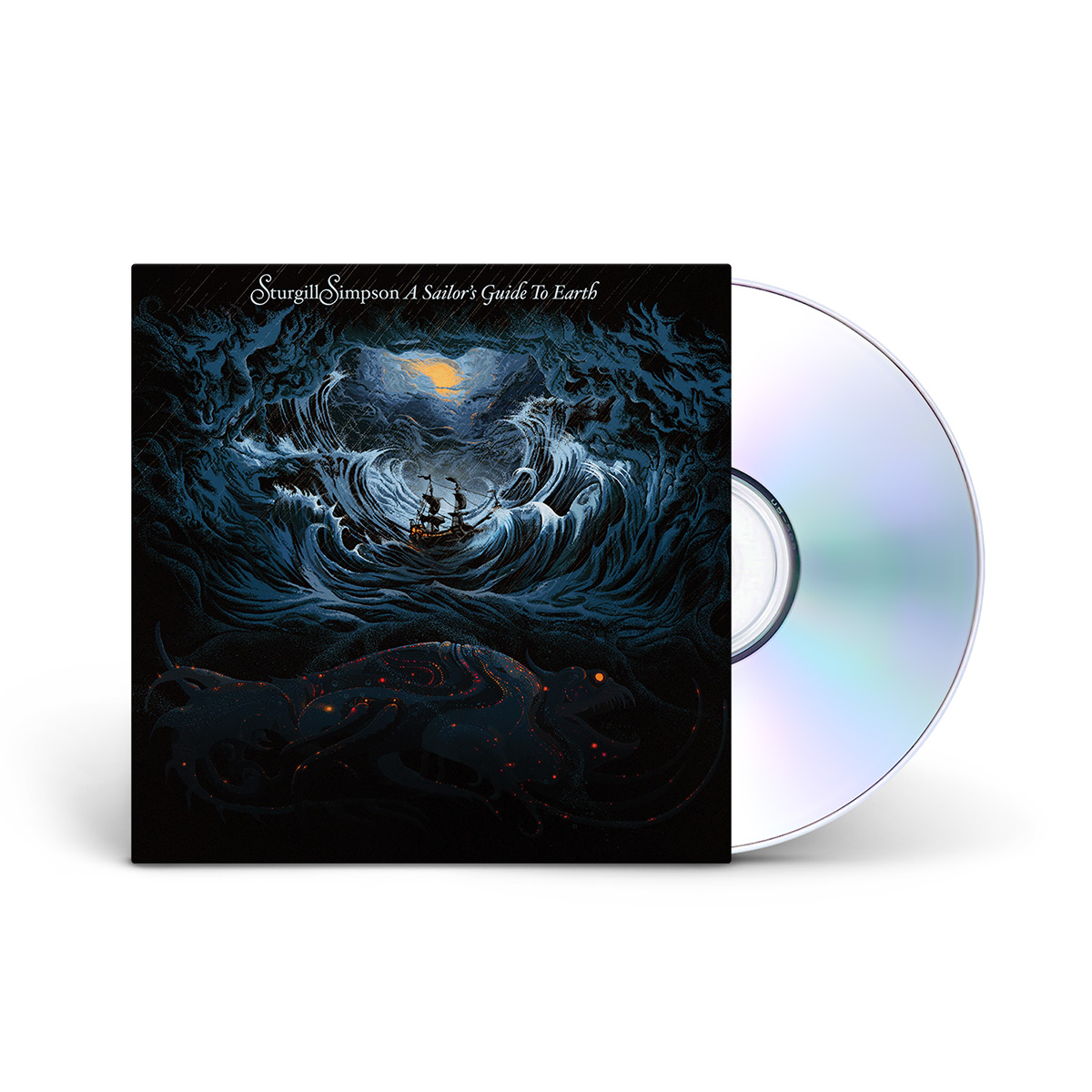 Sailor's Guide to Earth CD