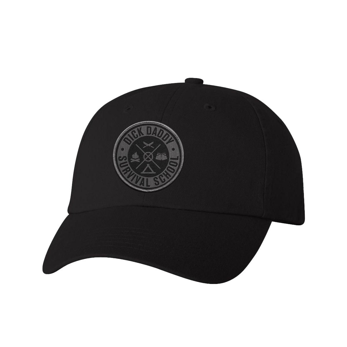 DDSS Patch Black Dad Hat