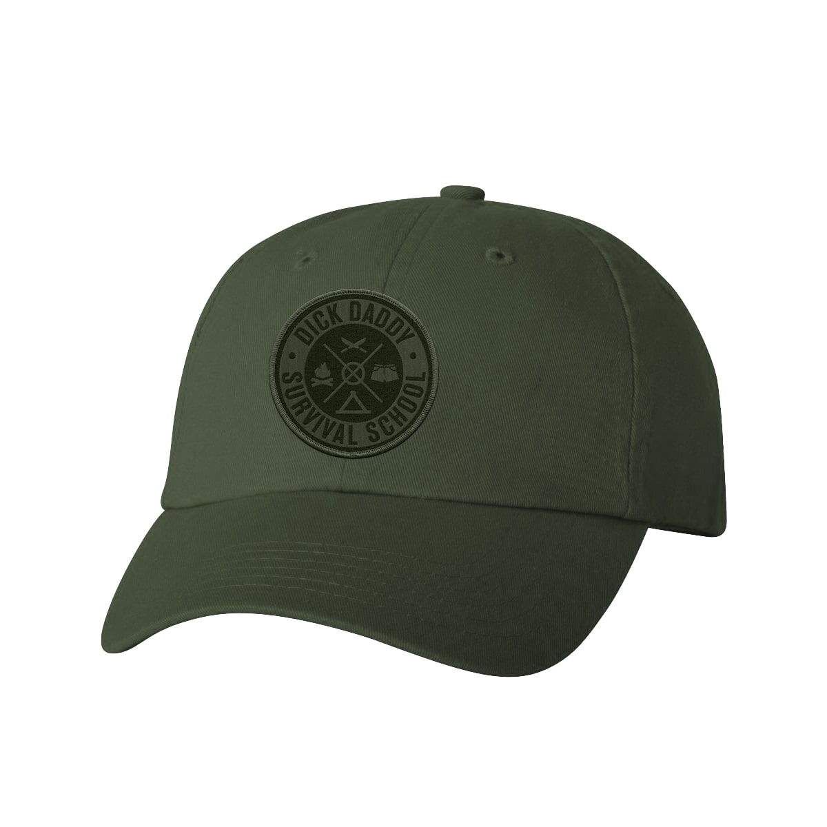 DDSS Patch Green Dad Hat
