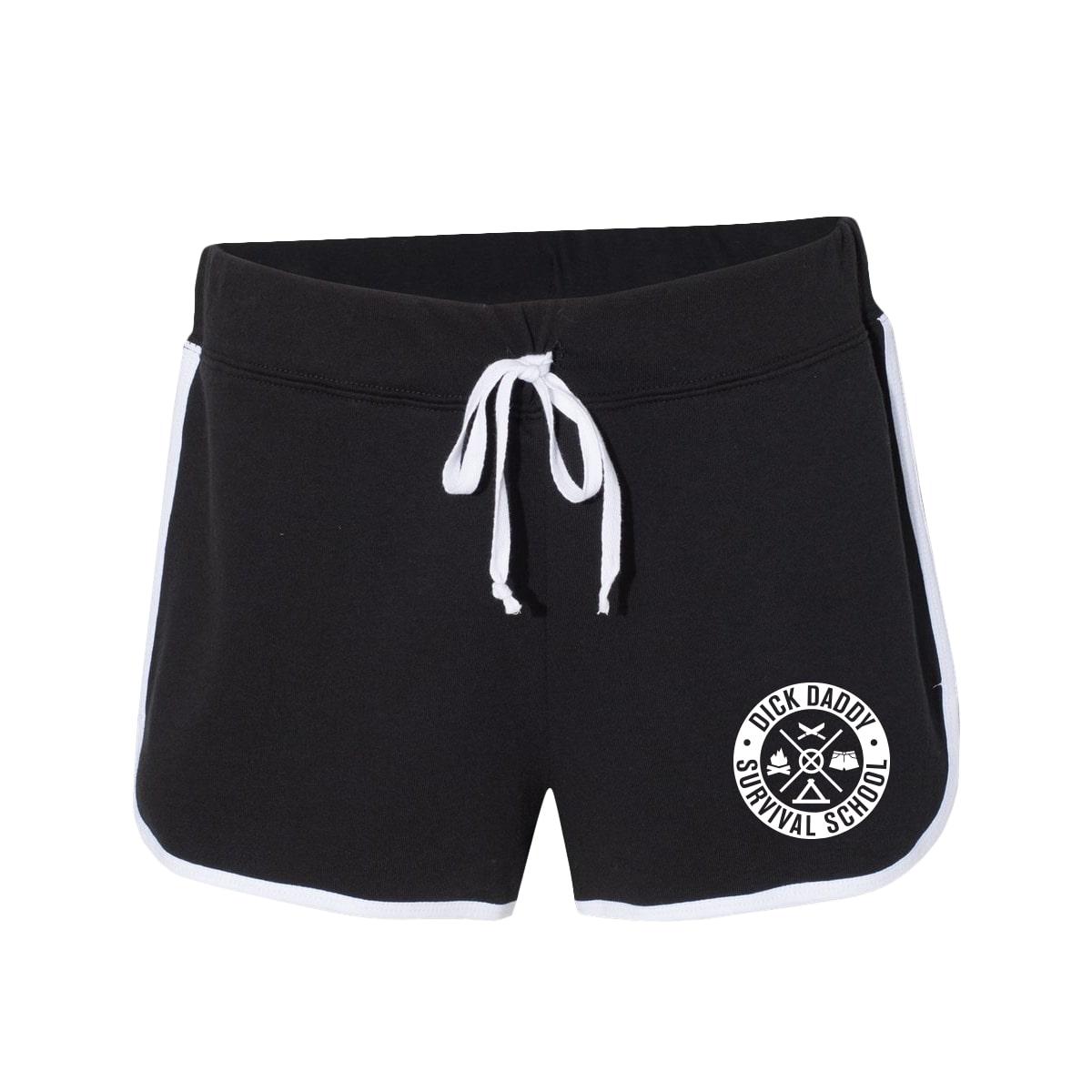 DDSS Black Women's Shorts