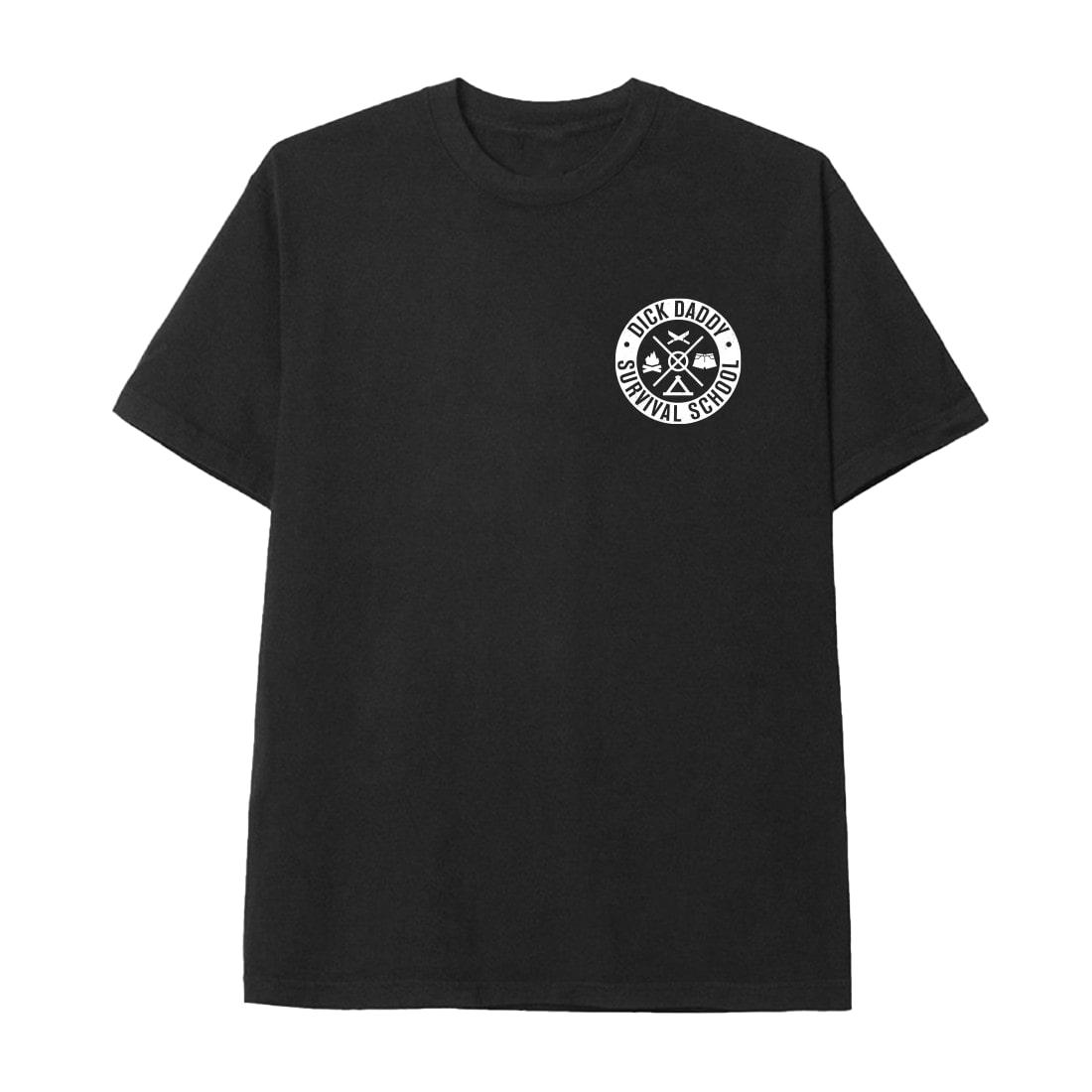 DDSS Logo Black T-Shirt