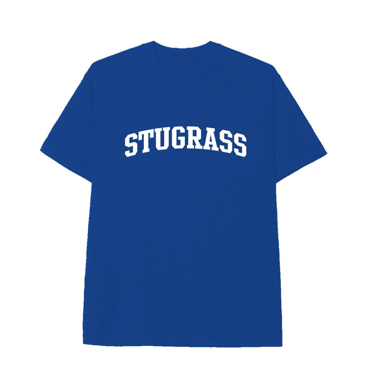 Stugrass Blue T-shirt