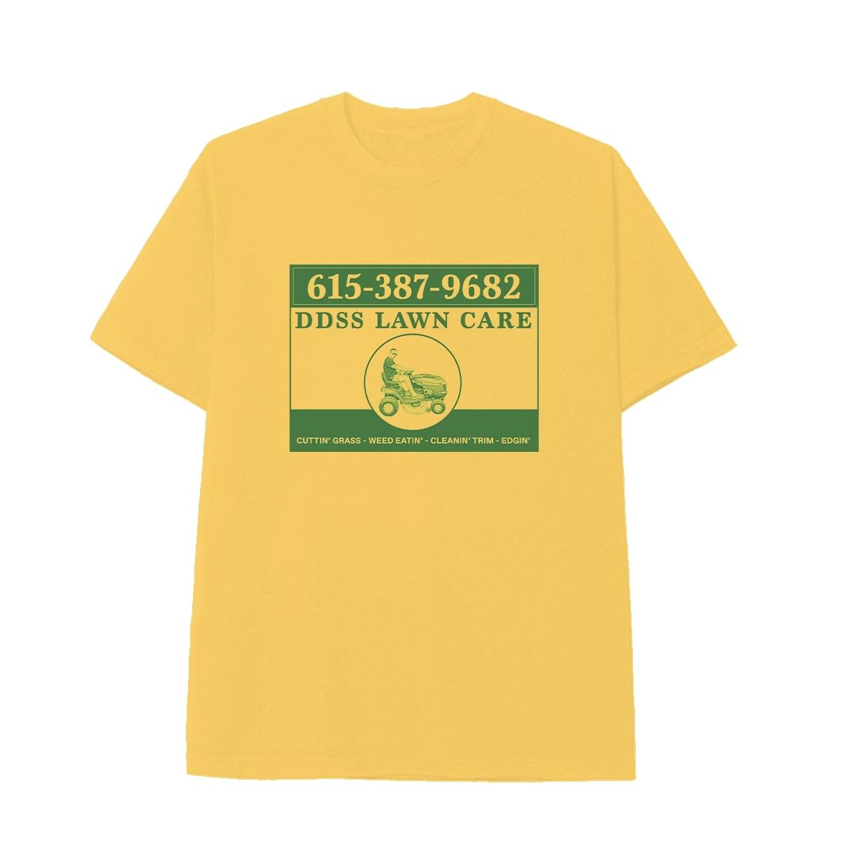 DDSS Lawn Care T-Shirt