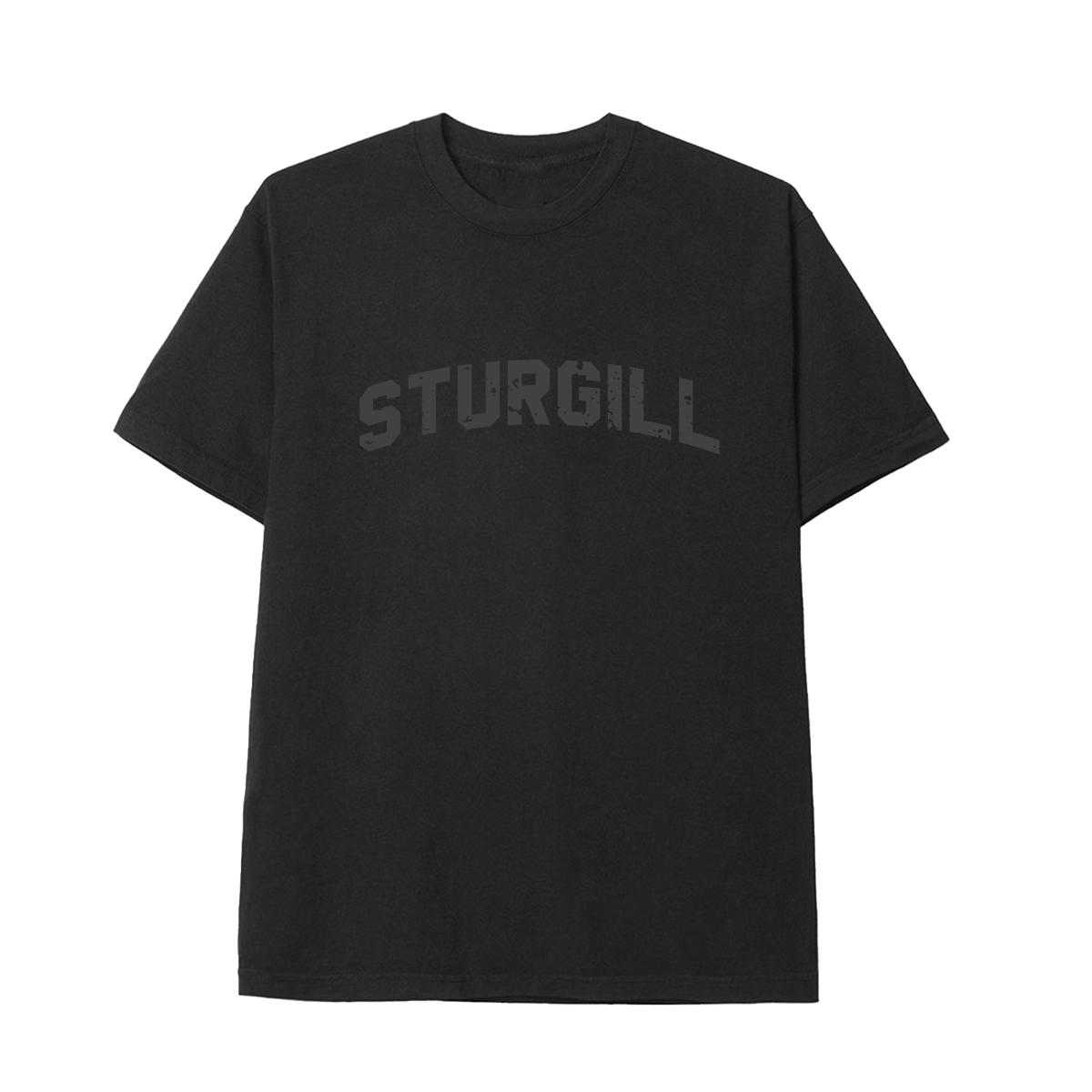 Distressed Sturgill Logo T-Shirt