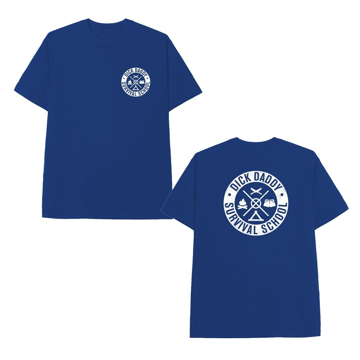 DDSS Royal Blue T-Shirt