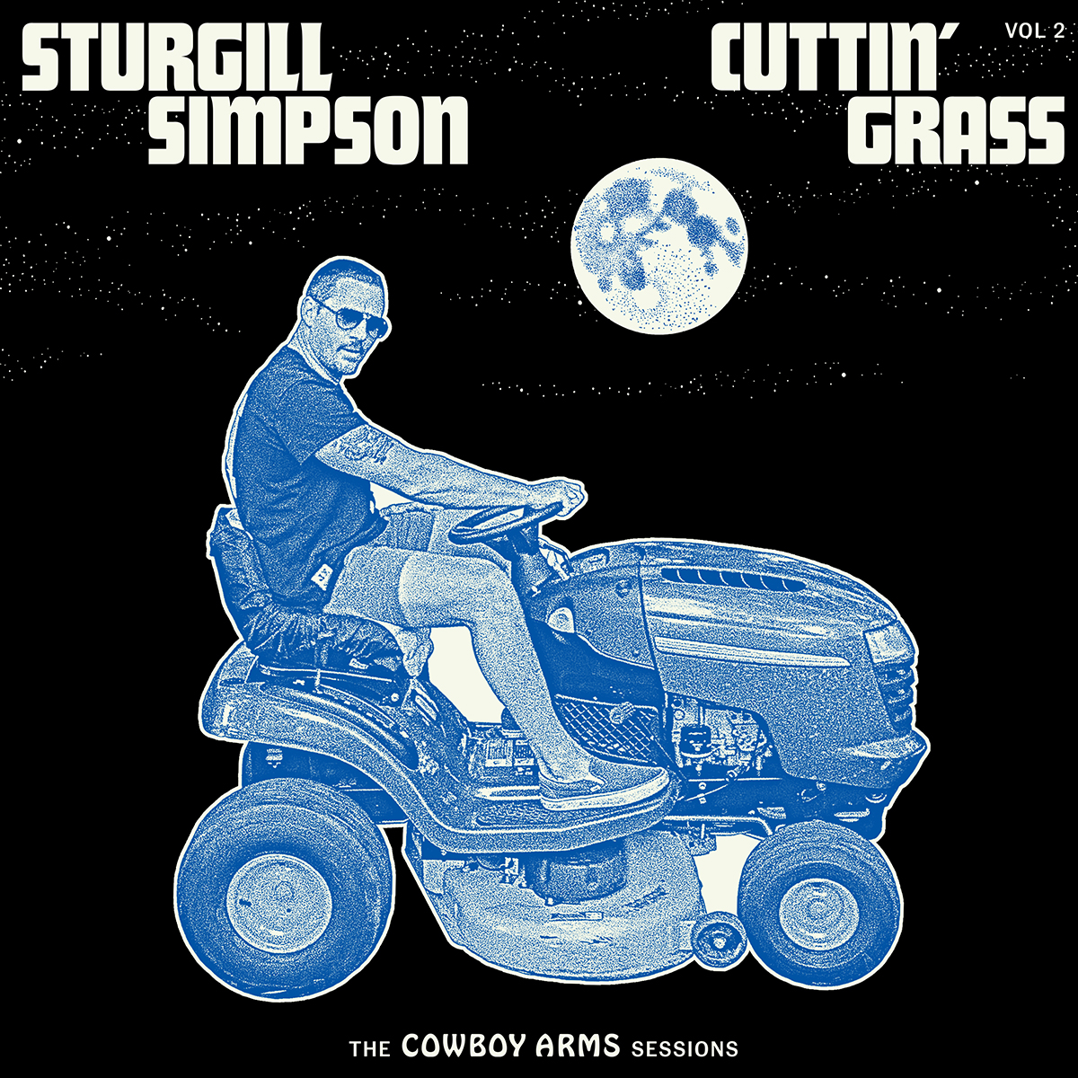 """Cuttin' Grass Vol. 2 """"The Cowboy Arms Sessions"""" Digital Download"""