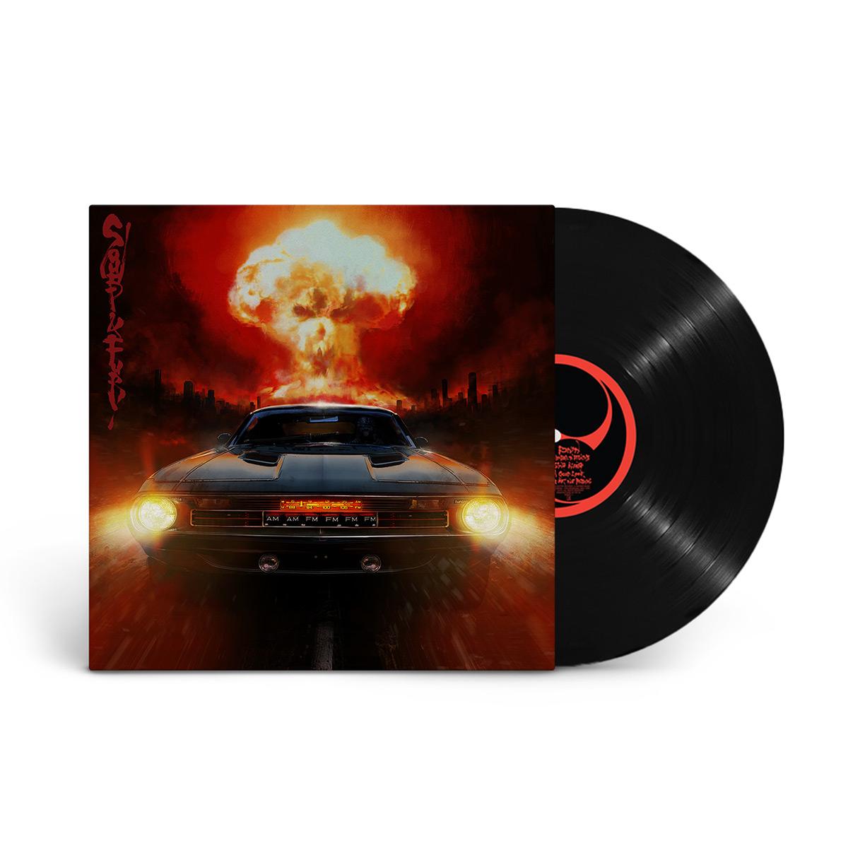 Sound & Fury Vinyl LP (180g Black)