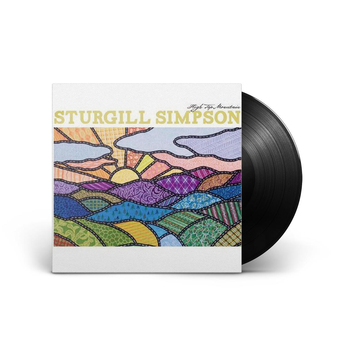 High Top Mountain Vinyl