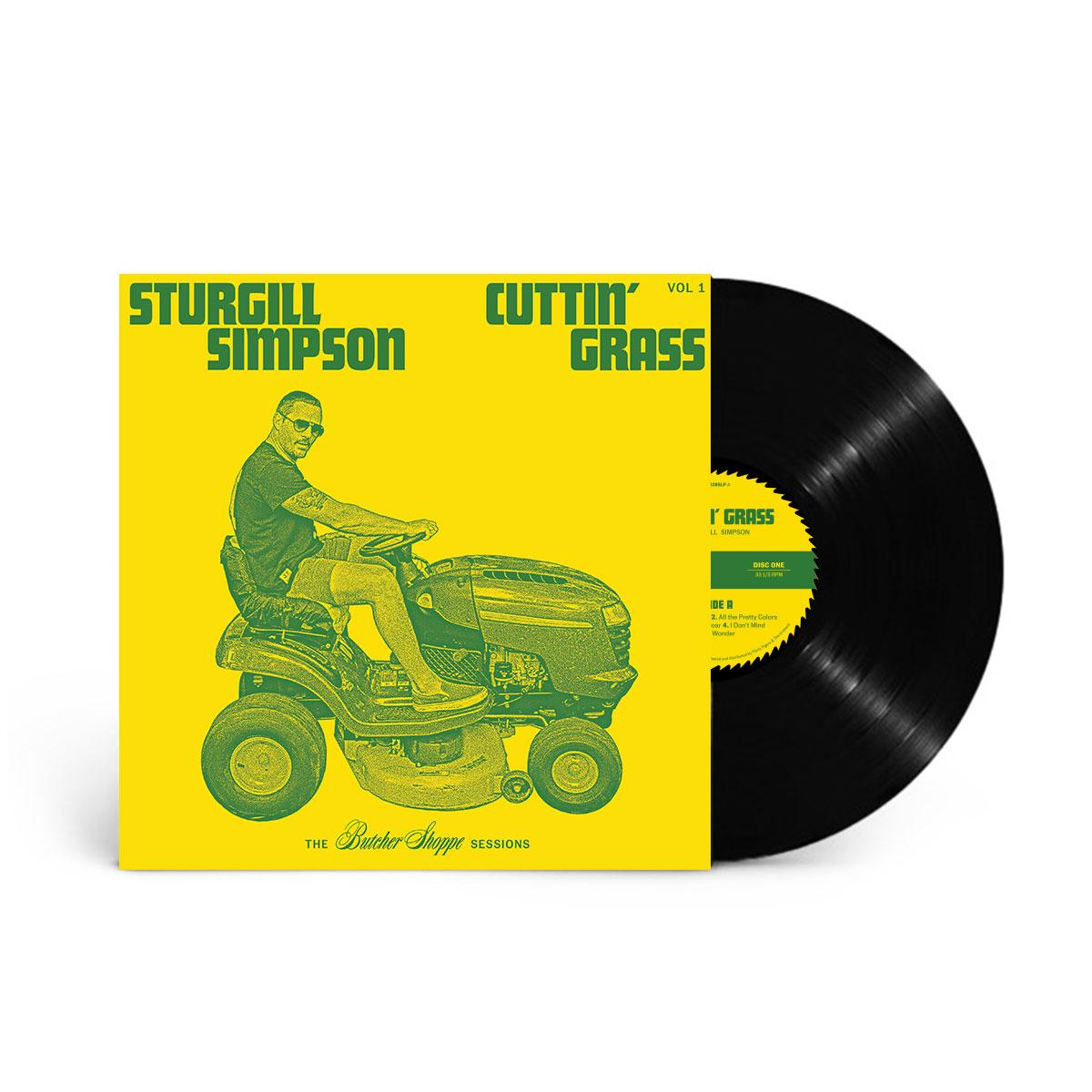 Cuttin' Grass Vinyl – 2 LP Set