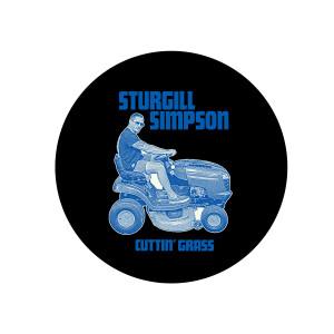 Cuttin' Grass Vol. 2 Vinyl Slip Mat