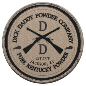 Dick Daddy Powder Company Patch