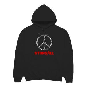 Skull Peace Hoodie