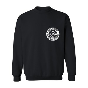 DDSS Black Crewneck Sweatshirt