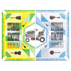 Cuttin' Grass Hatch Show Print Poster Set