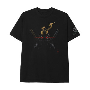 Samurai Charity T-shirt