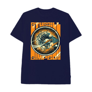 Skull Planet Dateback T-shirt