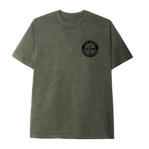 DDSS Logo Green T-Shirt