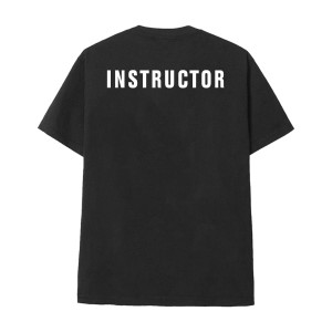 Limited Edition - DDSS Instructor Black T-Shirt