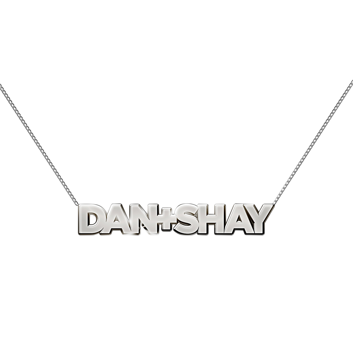 Dan and Shay Necklace