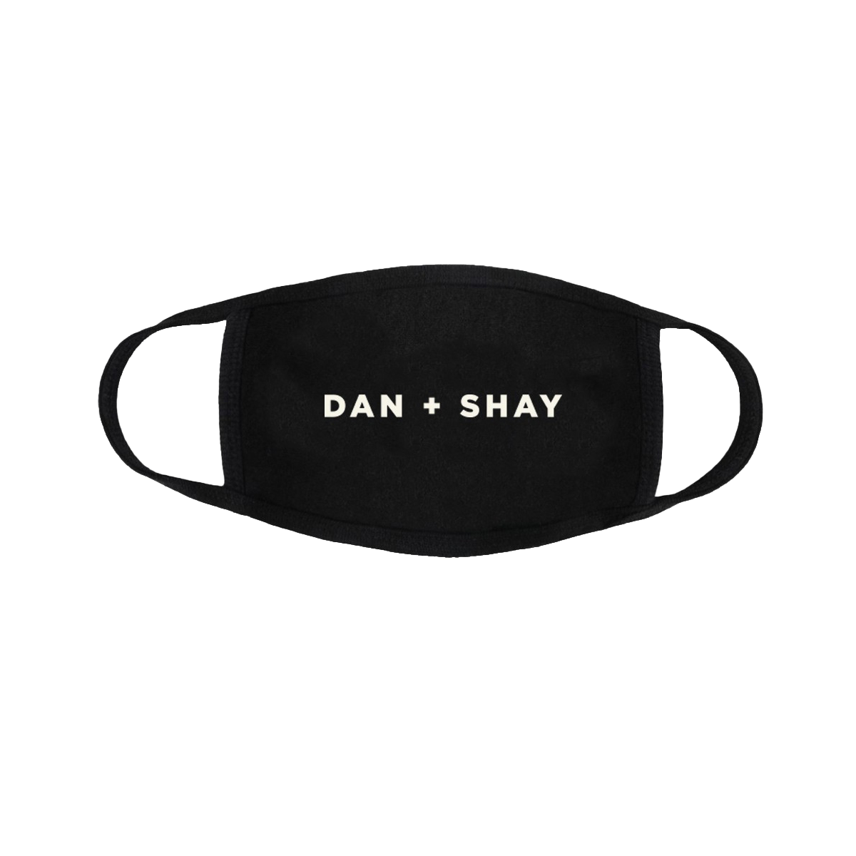Dan + Shay Logo Face Mask