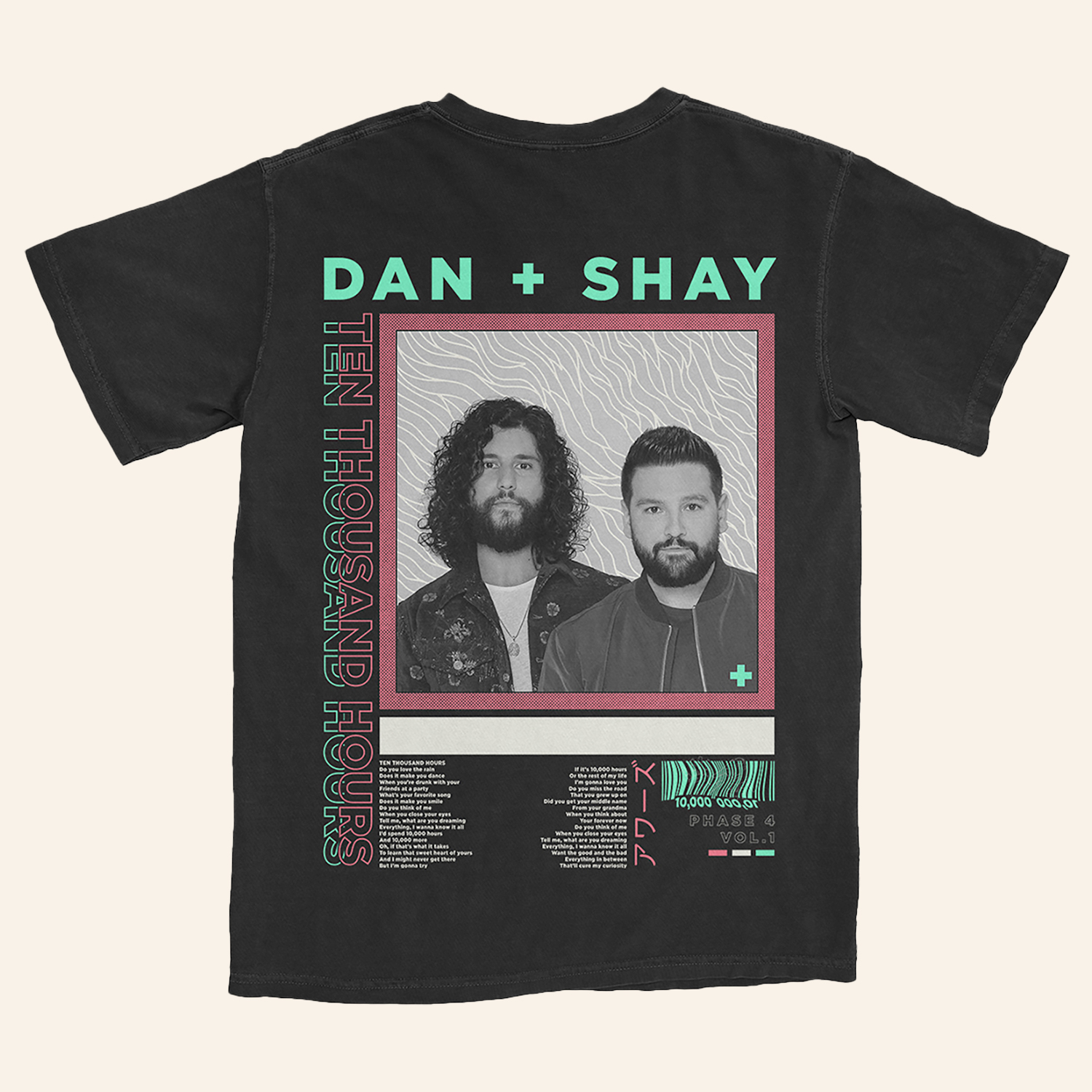 Ten Thousand Hours T-shirt