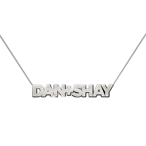 Dan + Shay Necklace