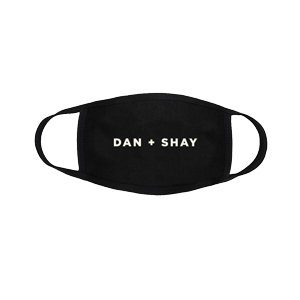 Dan + Shay Logo Face Mask