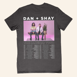 Arena Tour Dateback T-shirt