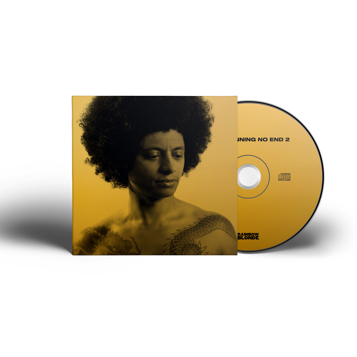 José James - No Beginning No End 2 CD