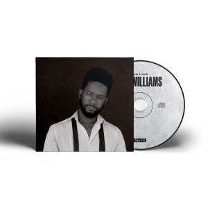 Ben Williams - I Am A Man CD