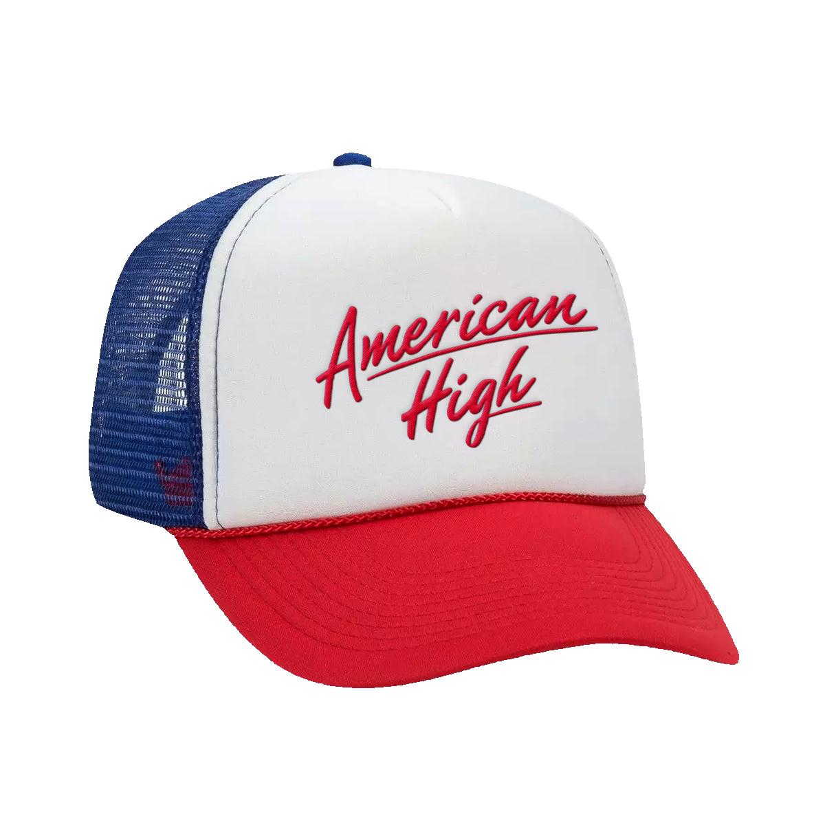 American High Trucker Hat
