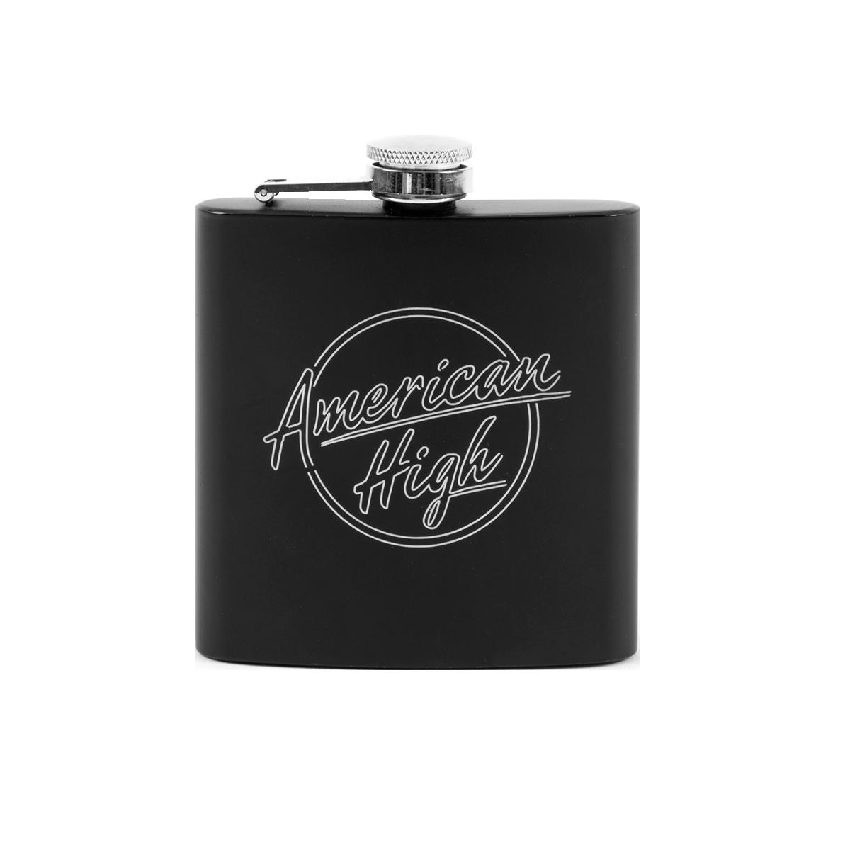 American High Flask