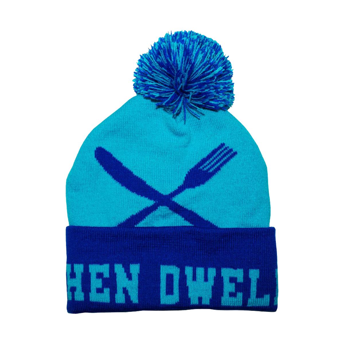 Pom Knit Winter Hat