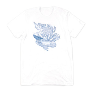 White Muir Made T-shirt