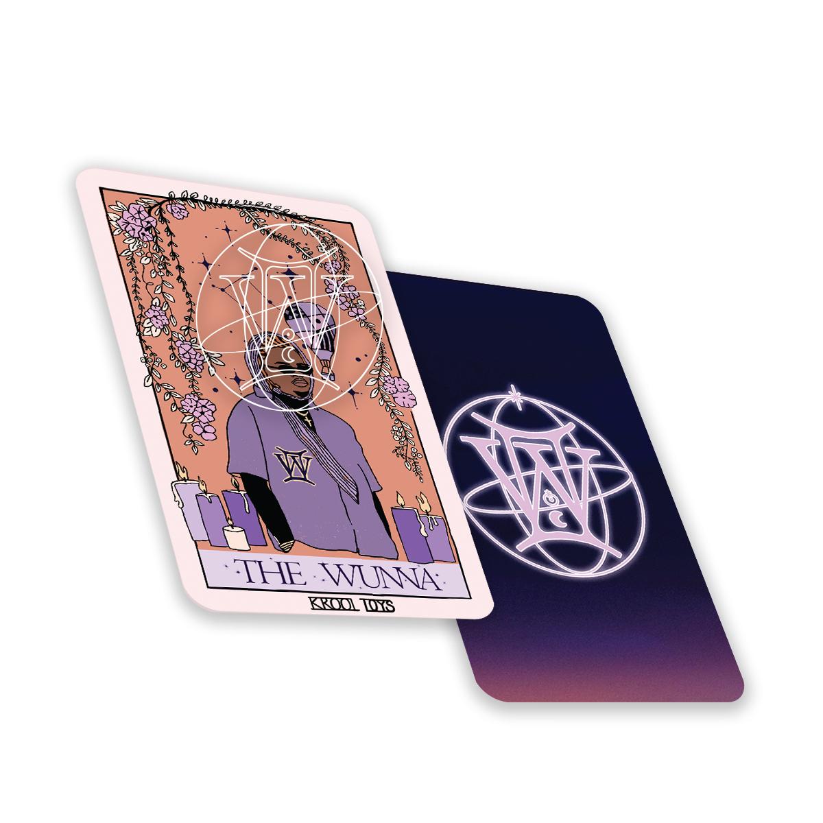 The Wunna Tarot Card