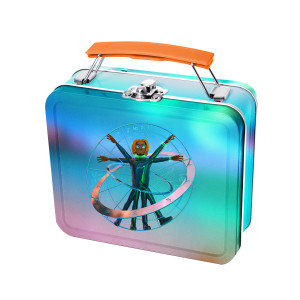 Ombre Birth Chart Lunchbox