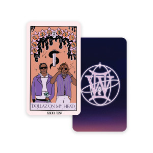 Dollaz Tarot Card